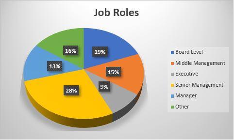 Job Roles Graph